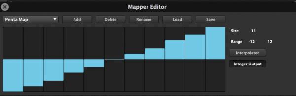 Mapper Editor